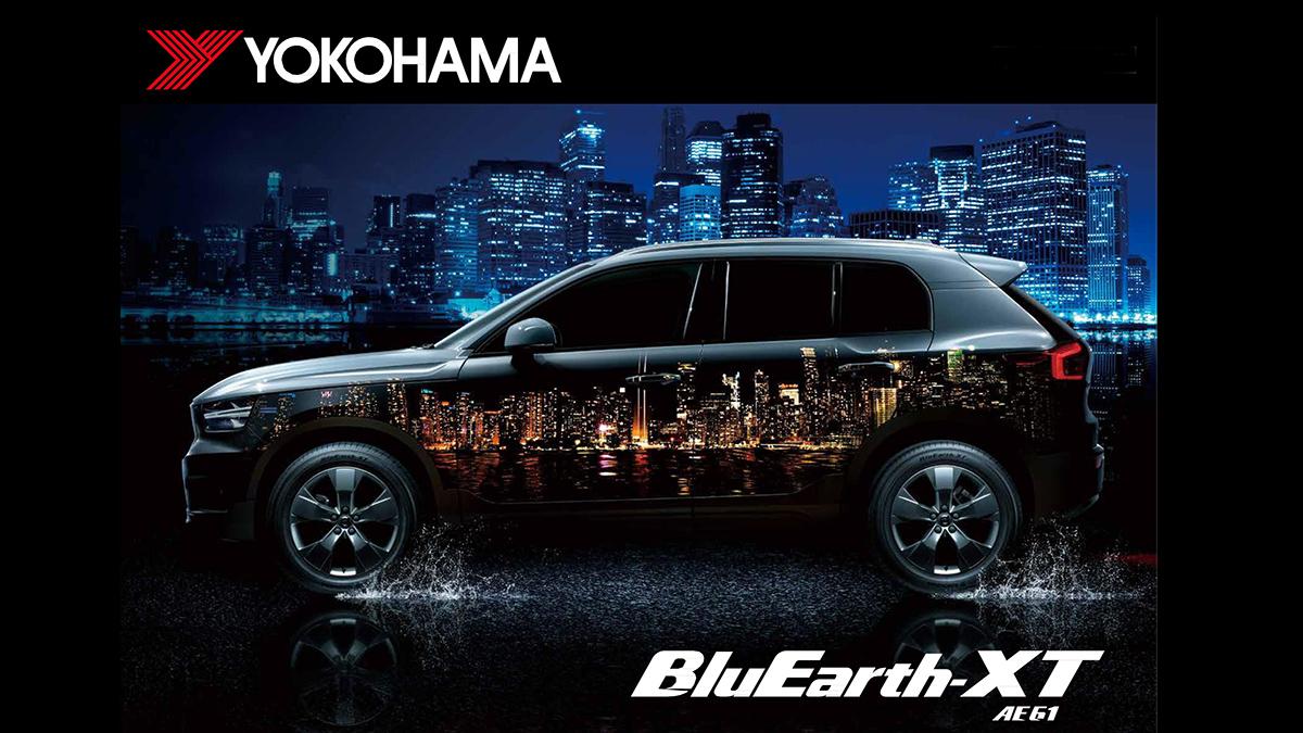 yokohama bluearth xt ae61