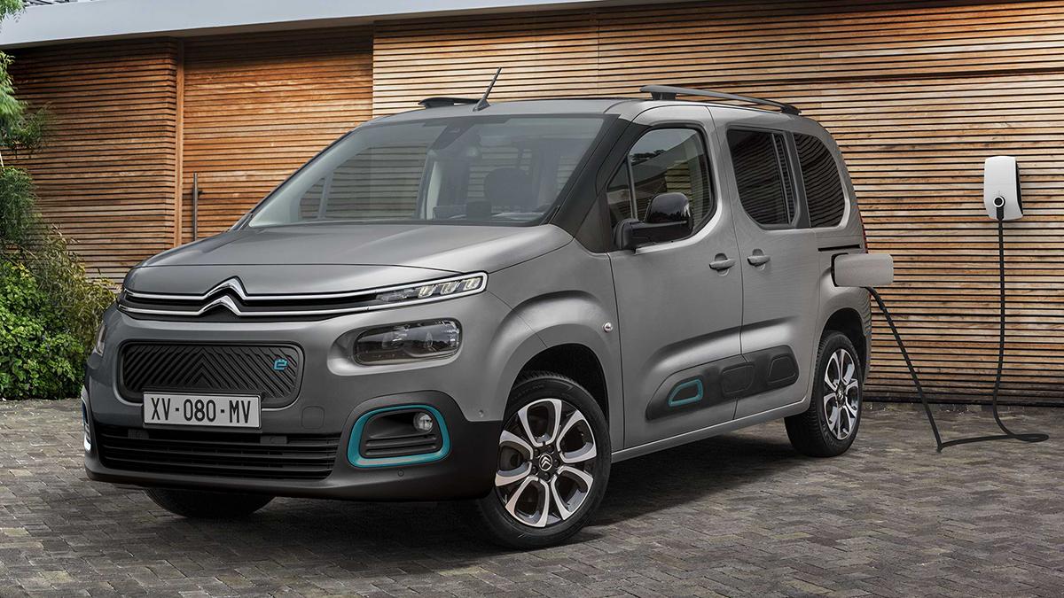 Fotos: Citroën ë-Berlingo 2021