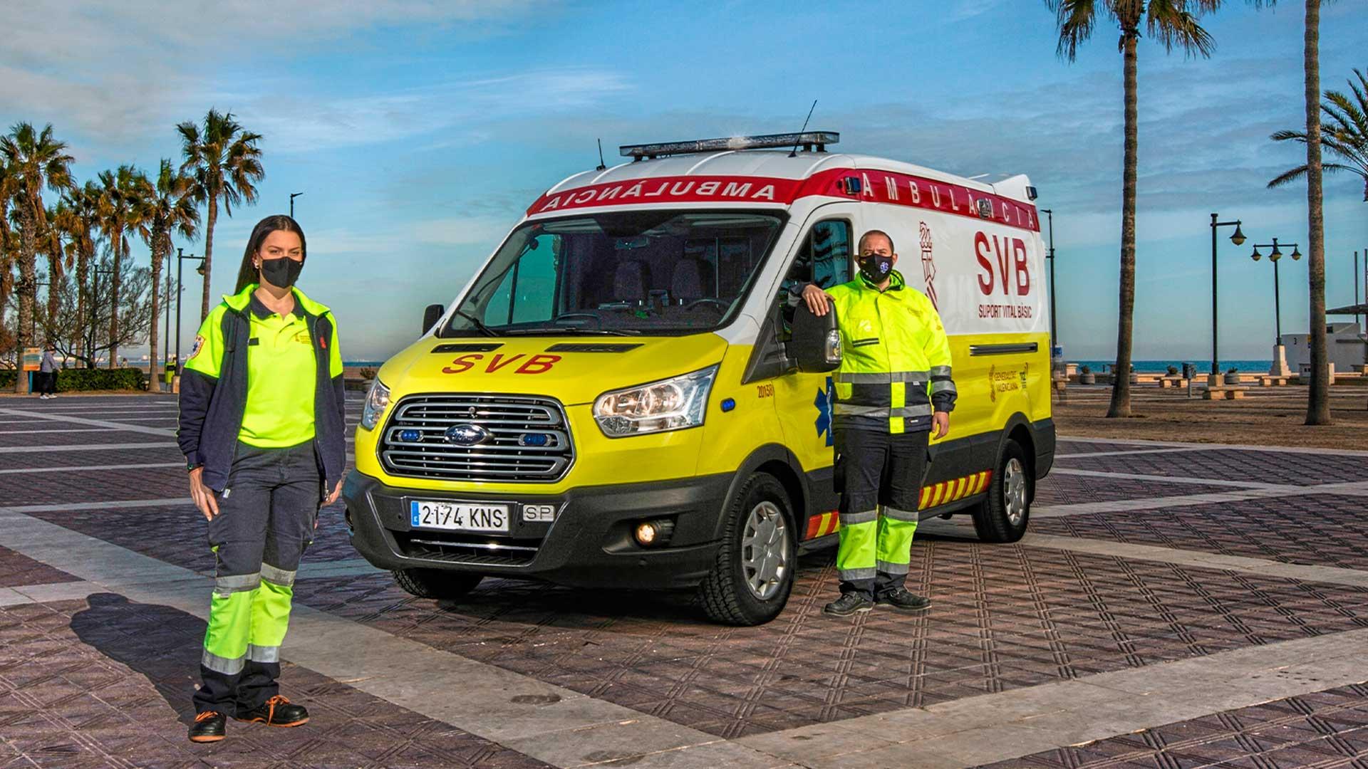 Ford Livesavers: los vehículos de emergencias de Ford en seis vídeo documentales