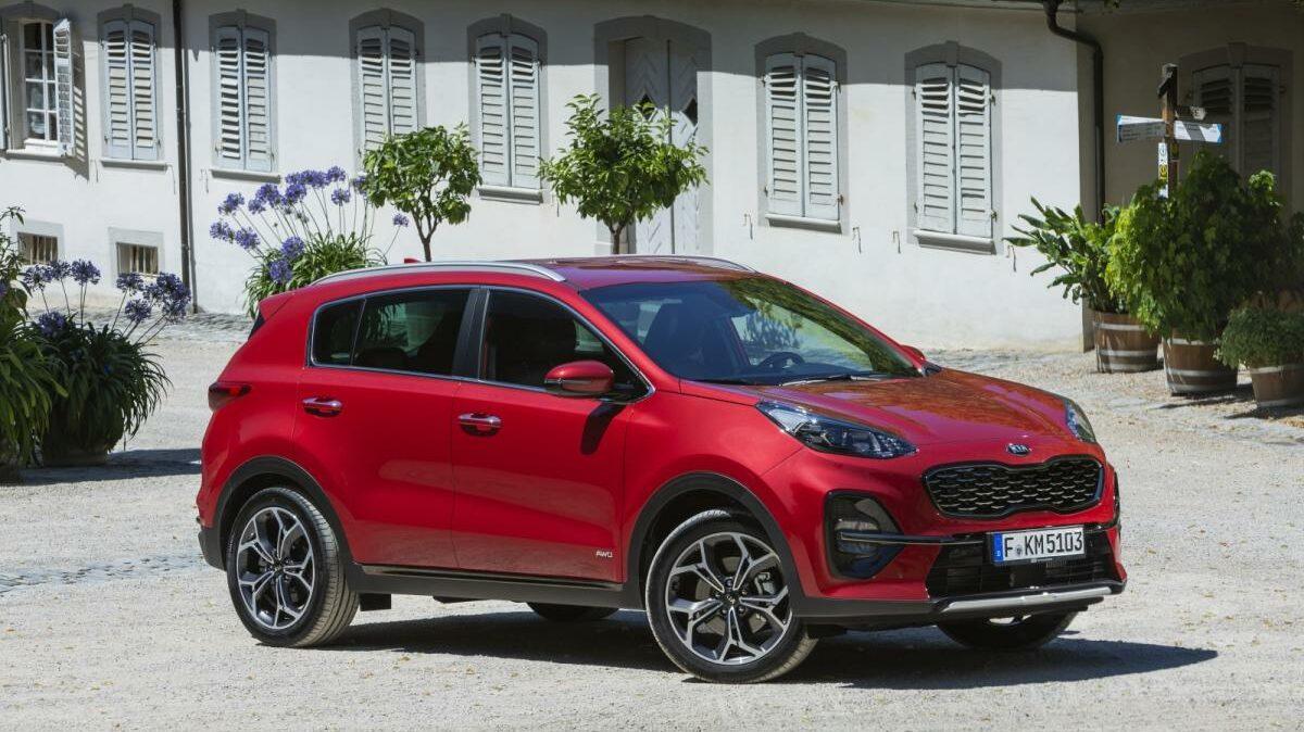 Kia Sportage 2021, un SUV con 132 CV y bien equipado, ¡por 18.900 euros!