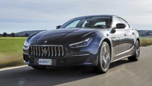 Fotos: Prueba del Maserati Ghibli Hybrid 2021