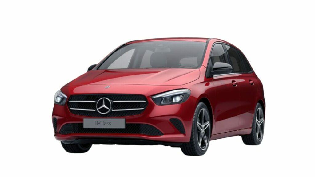 Mercedes-Benz Clase B 2021