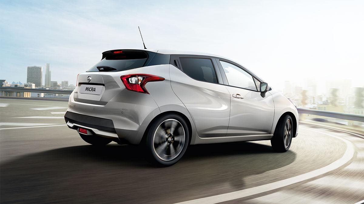 Nissan Micra 2021: así es la versión GLP, distinta al Renault Clio… y con más de 1.000 km de autonomía