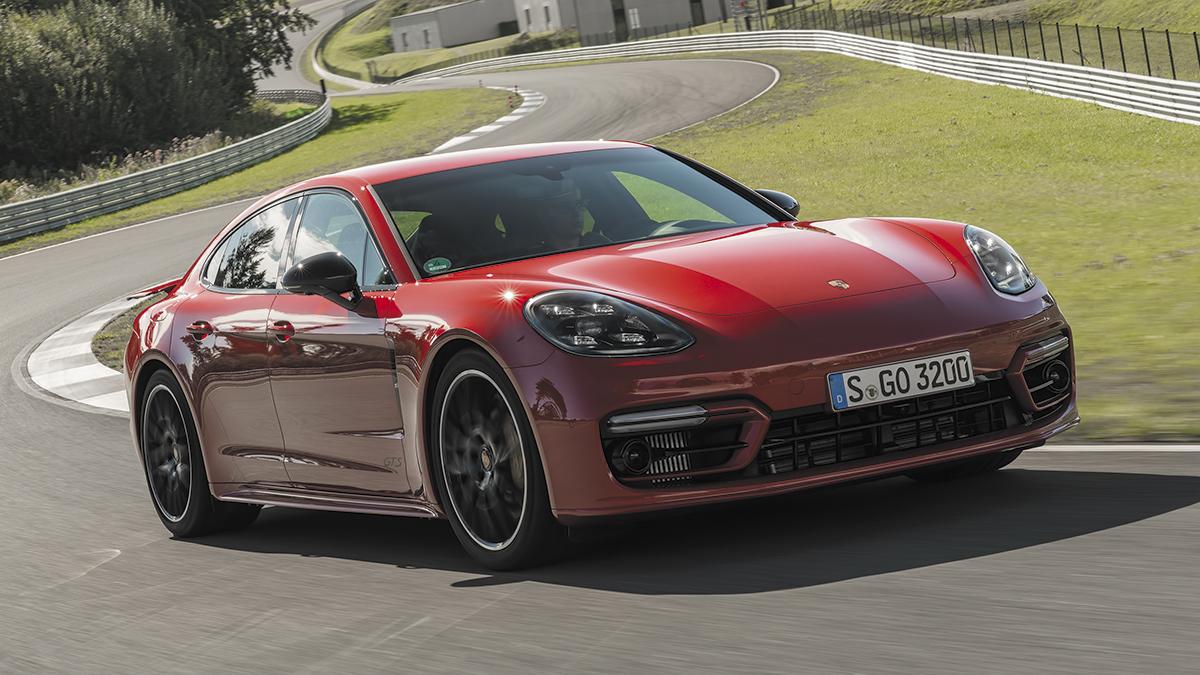 Prueba del Porsche Panamera GTS 2021: la antesala del Turbo