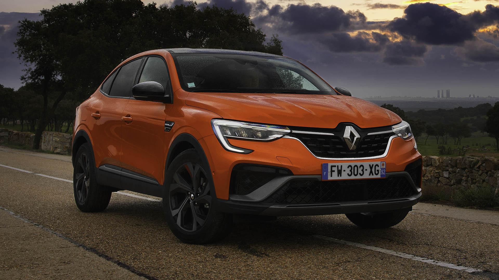 El nuevo Renault Arkana E-Tech 2021 ya está disponible en España