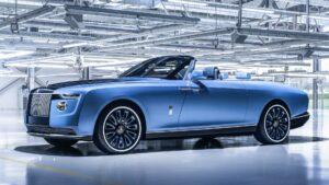 Fotos: Rolls Royce Boat Tail