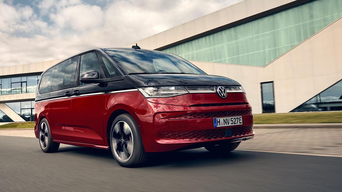 Nuevo Volkswagen T7 Multivan 2021: la revolución en los vehículos comerciales