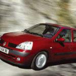 Renault Clio 1.5 dCi año 2004