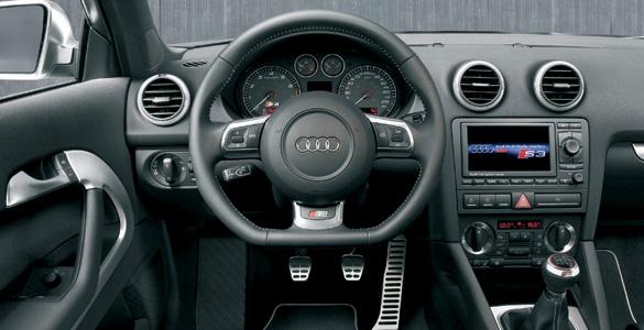 audi s3 interior. Audi S3 Interior