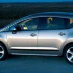 Peugeot 1.6 HDI 3008 (2010) Premium perfil
