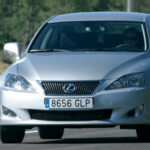 Lexus IS 220d (2010) Sport frontal