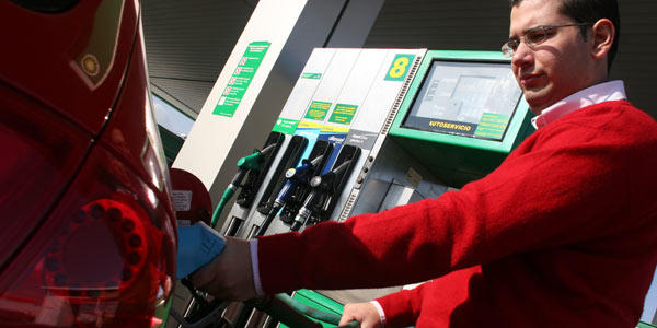 Apps para repostar combustible barato