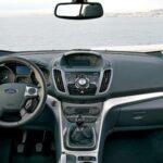 Ford C-Max 2 .0 TDCi (2011) Titanium interior