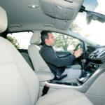 Ford C-Max 2 .0 TDCi (2011) Titanium plazas delanteras