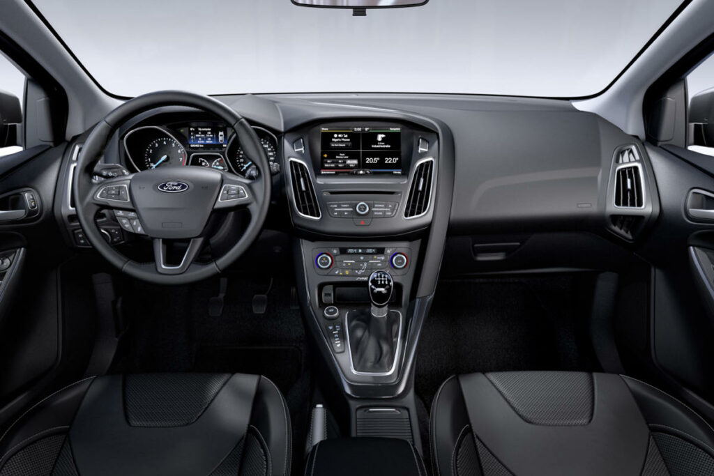 Ford Focus 2021 interior
