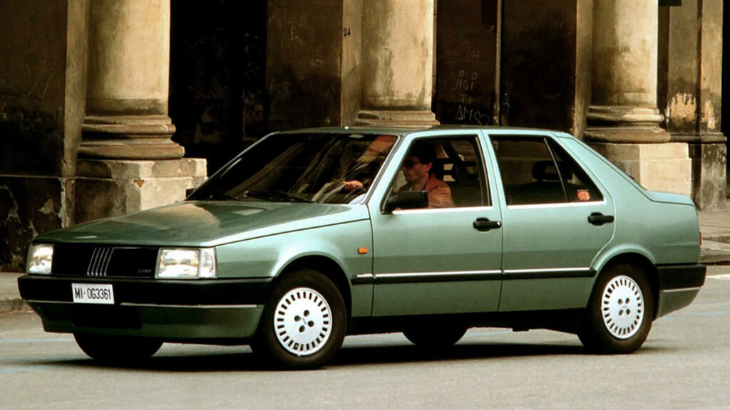 Pocos lo recuerdan, pero el Fiat Croma Turbo D i.d. equipó el primer motor turbodiésel de inyección directa del mundo.