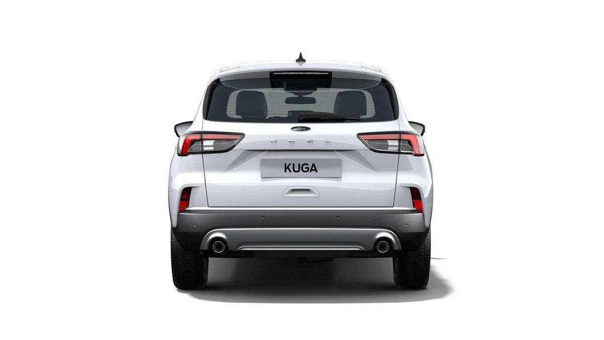 Fotos: Ford Kuga Trend 2021 - Autofacil.es