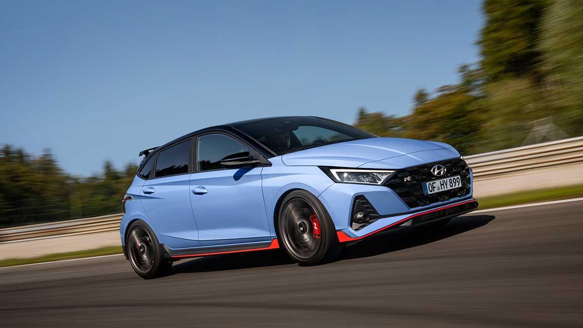 ¿Quieres un Hyundai i20 N? La versión deportiva, ahora con 4.200 euros de descuento