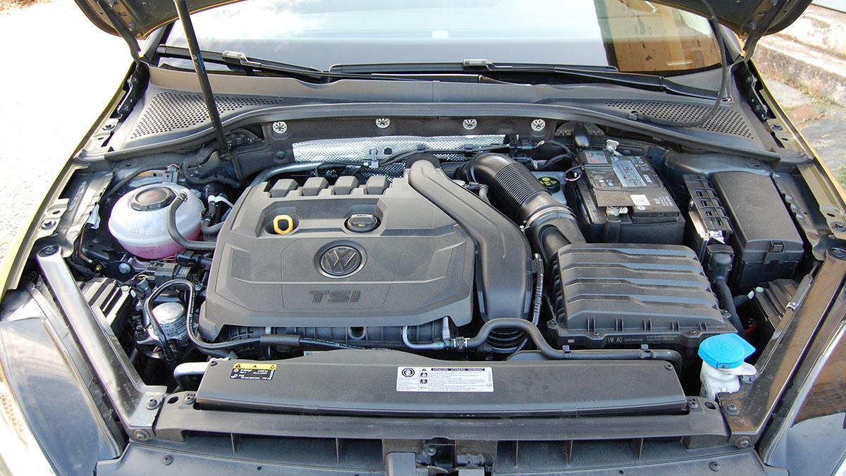 Volkswagen Golf 7 motor