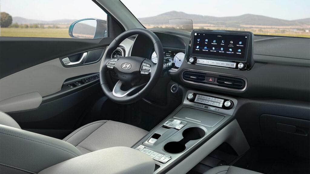 Hyundai Kona eléctrico 2021