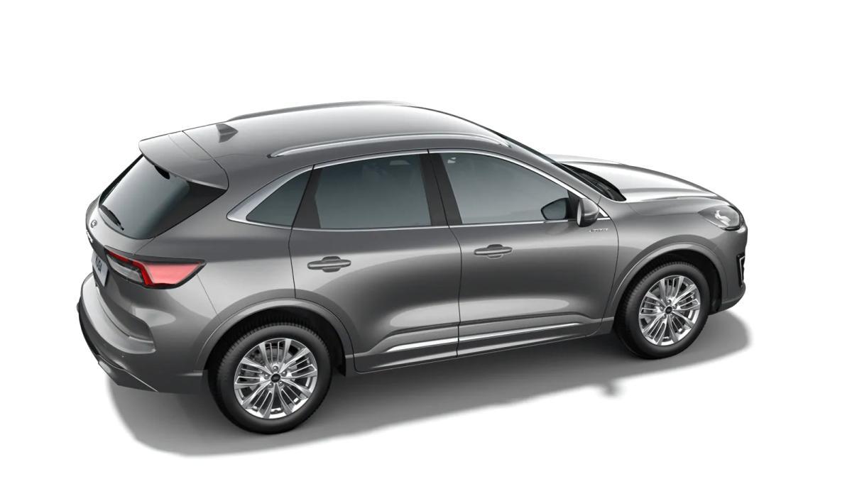 Fotos: Ford Kuga Vignale 2021 - Autofacil.es