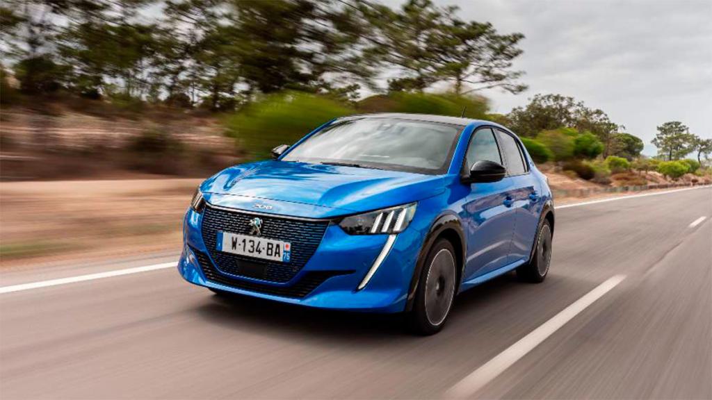 Peugeot de renting electrificados: desde 179 euros al mes gracias al MOVES III