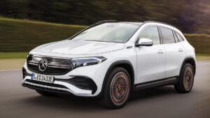 Fotos: Mercedes-Benz EQA 2021