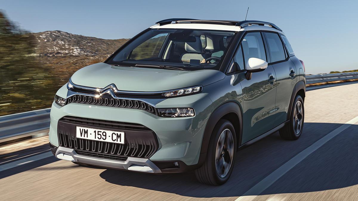 Fotos: Prueba Citroën C3 Aircross 2021