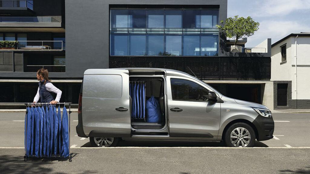 Renault Express perfil