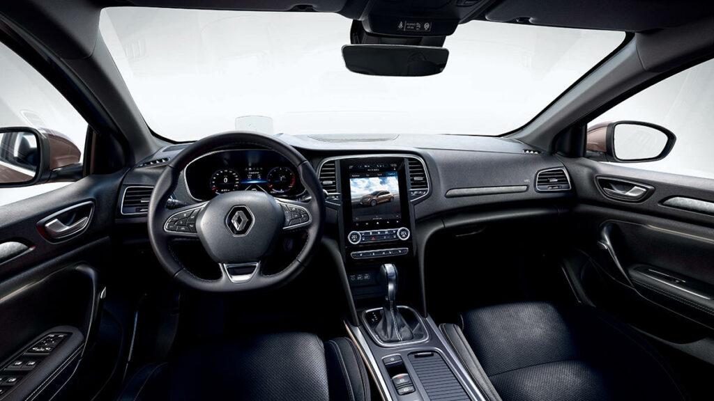 Renault Mégane 2021 interior