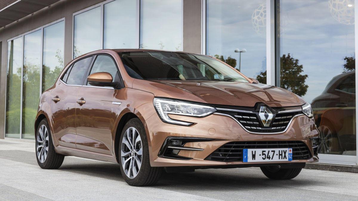 Fotos: Renault Mégane 2021