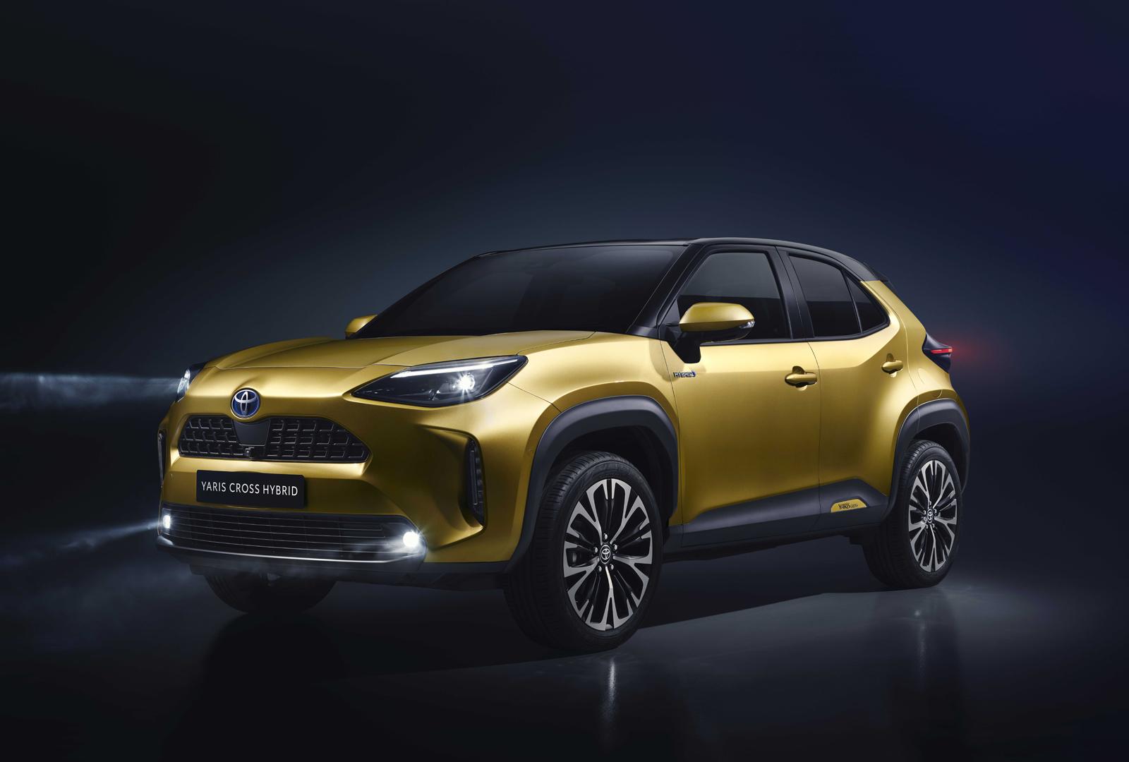 Vídeo del nuevo Toyota Yaris Cross 2021: el gran rival del Peugeot 2008