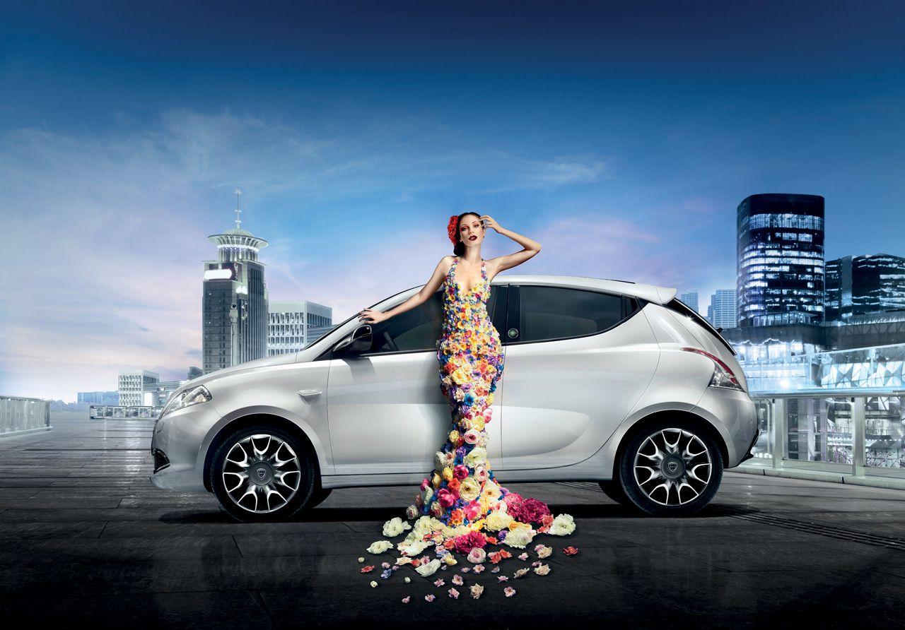 Lancia Ypsilon Ecochic: El gas natural, a la moda