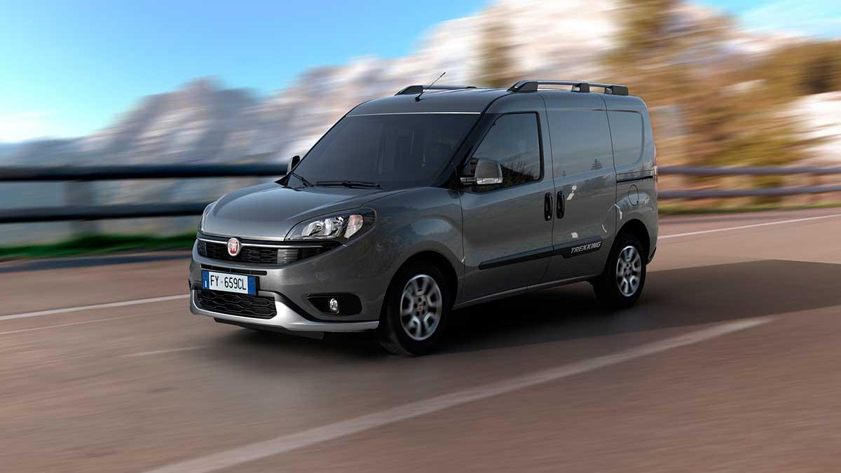 Nuevos Fiat Doblò y Fiorino 2022: abierto el plazo de pedidos