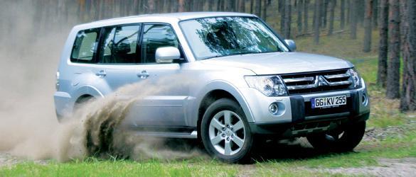Mitsubishi Montero (2007)