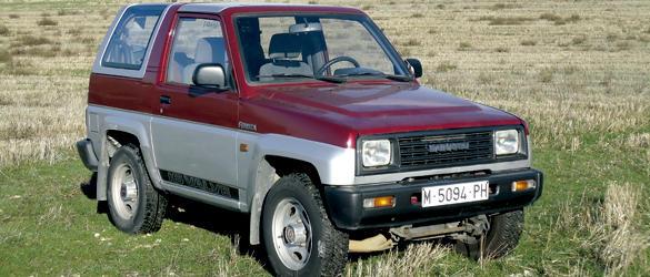 Daihatsu Feroza el II 1.6 16V