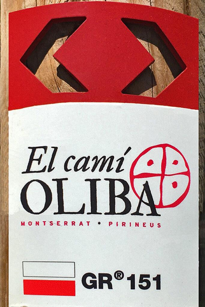 GR151 Camí Oliba