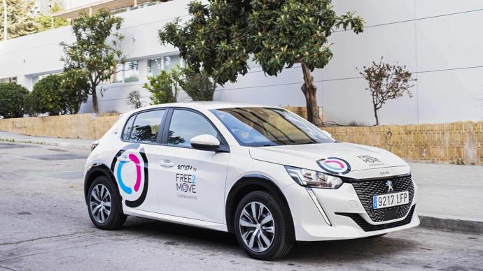 El servicio de carsharing Free2Move se vuelve independiente