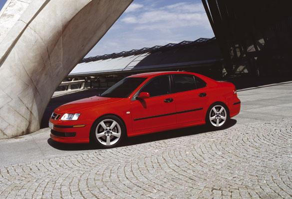 Saab 9-3 1.9 TID Vector (2004-2009)
