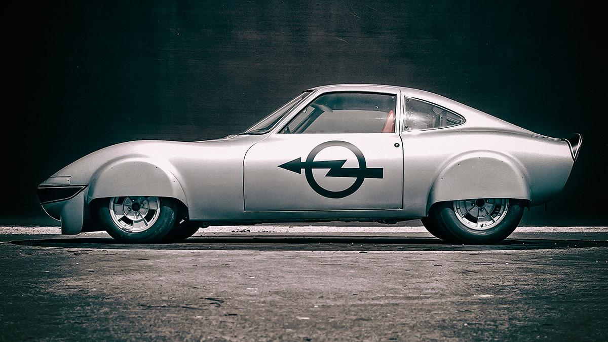 Opel Elektro GT: el primer eléctrico de Opel cumple 50 años