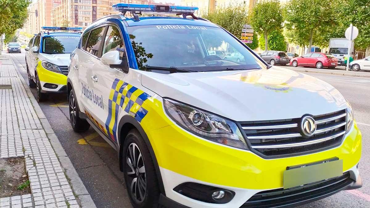DFSK 580 2020: la Policía Local de Burgos lo elige como coche patrulla