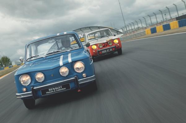 Renault celebra el 50 aniversario de su R8 Gordini
