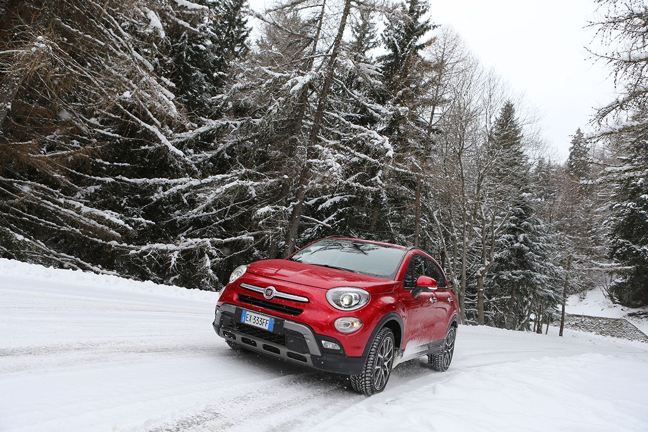 Prueba: nuevo Fiat 500X 2015