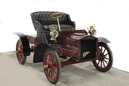 1904 cadillac b4s