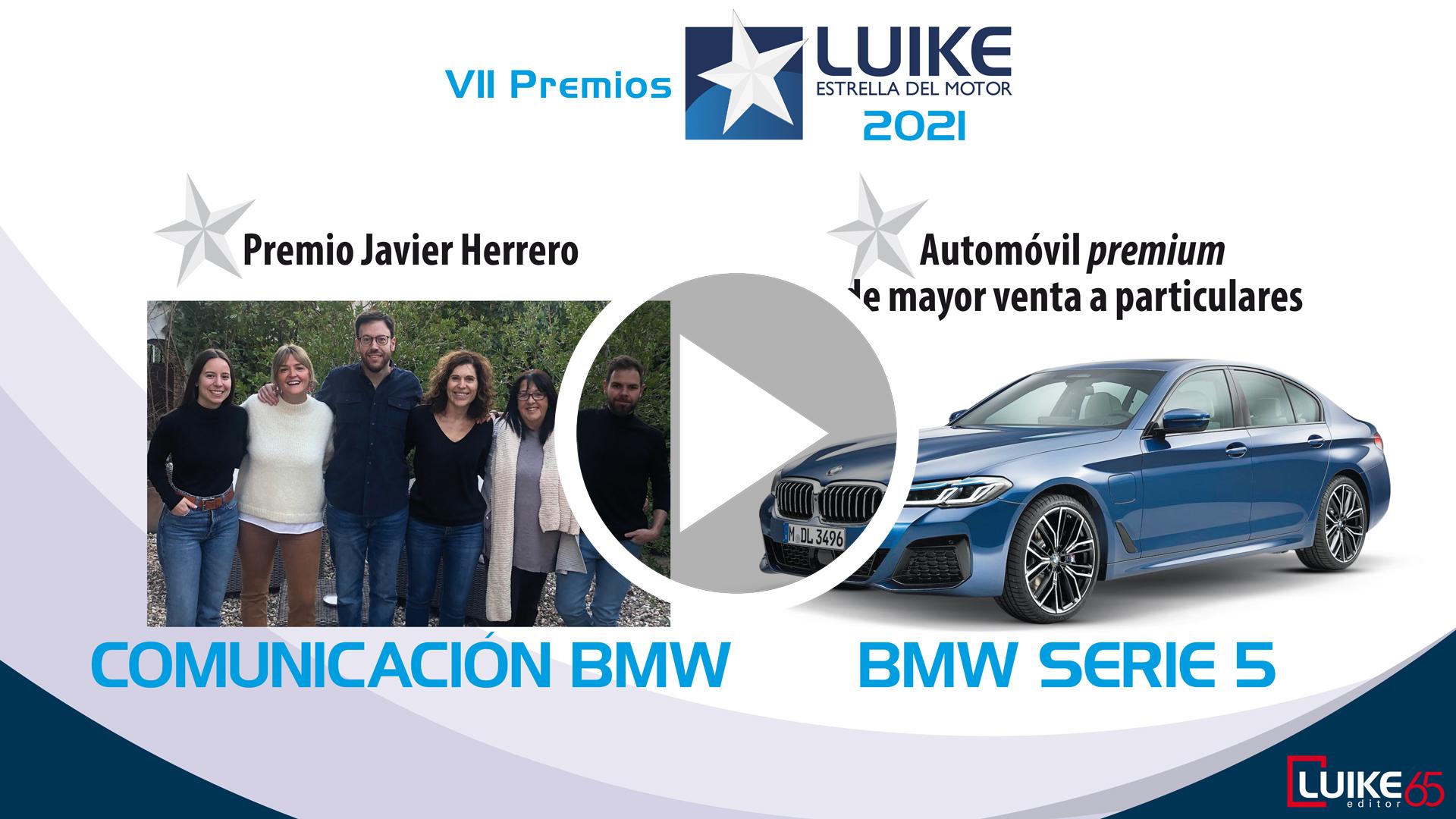 BMW, doble Estrella LUIKE del Motor