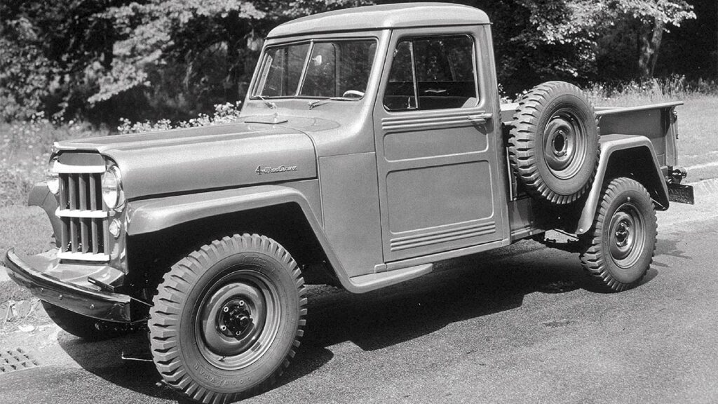 1947 Willys Jeep Truck