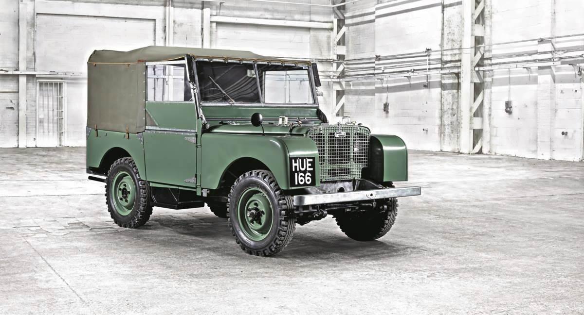 65 hitos de Land Rover