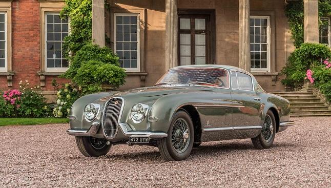 1954 jaguar xk120 se by pininfarinaclassic motor cars ph justin leighton
