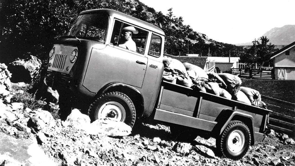 1957 FC 150170 Pickup