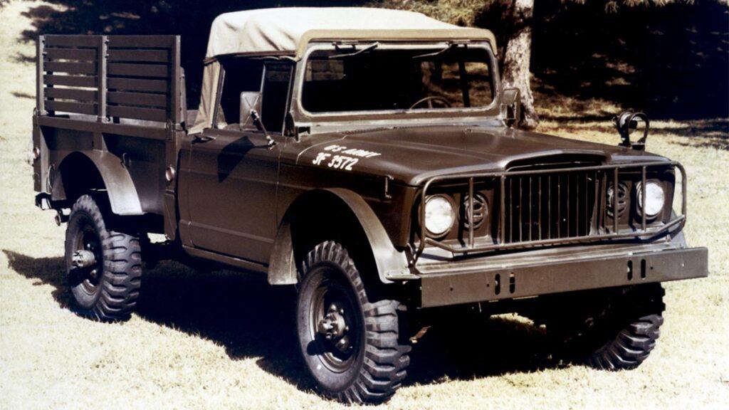 1967 M715 M724 M725 M726
